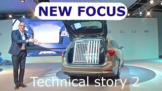 2019 Ford Focus, tech. story 2