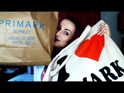 Huge Primark haul | The Burnley store is OPEN | Leila Land