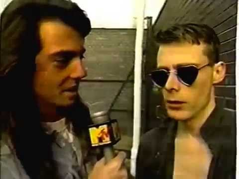 120 Minutes Andrew Eldritch interview (1993)
