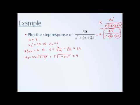System Dynamics and Control: Module 11 - Stability and Second-Order Systems