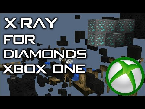 How To X-Ray Ore MOD On Minecraft XboxOne (Tutorial)