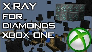 How to X-Ray ore MOD on Minecraft XboxOne (Tutorial)