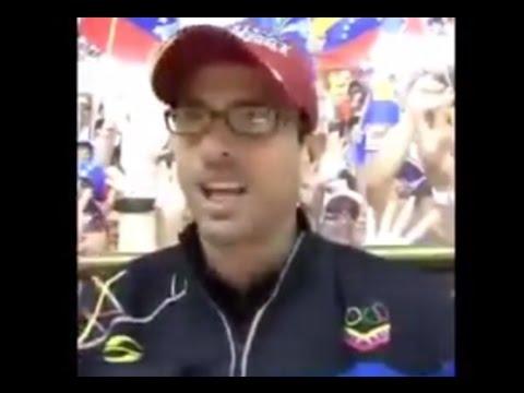 Henrique Capriles: CHÚPALO MADURO