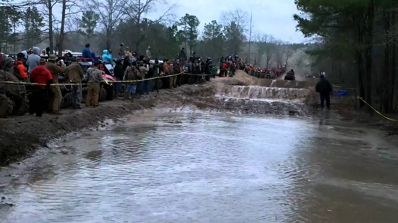 River Run Atv Park Mud Racing On Can Ams Youtube
