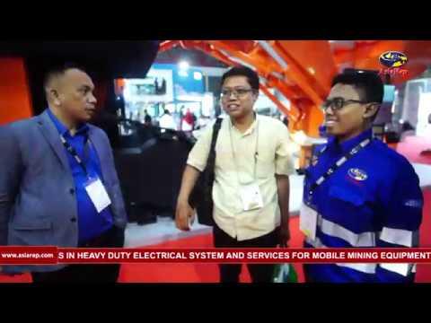 AsiaRep Mining Expo 2017 - JIEXPO Kemayoran Jakarta Indonesia - www.asiarep.com