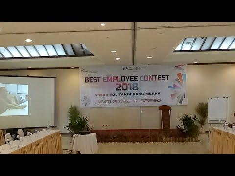 Opening Grand Final Best Employee 2018