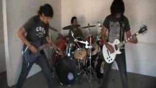 Burned in Agony- Forever cover ( As I Lay Dying)