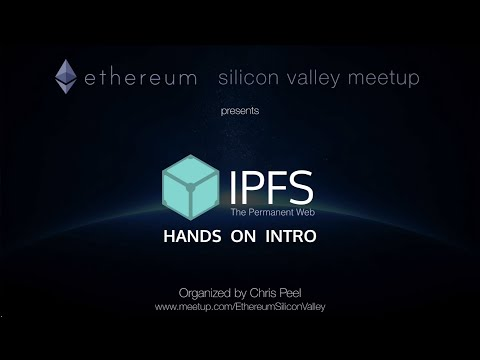 IPFS Hands on Introduction