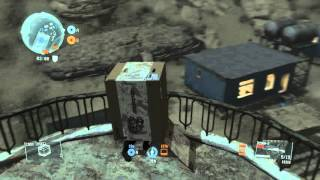 MGO 3: remembering how comfy a C.BOX is.