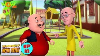 John Banega Don - Motu Patlu in Hindi - ENGLISH, SPANISH & FRENCH SUBTITLES! - 3D Animation Cartoon