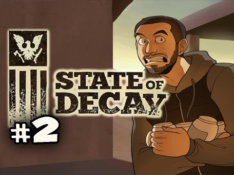 CAR EJECTION - State of Decay w/ Nova Ep.2