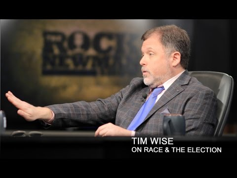 Tim Wise on Racism and the dangers of the 2016 POTUS Election