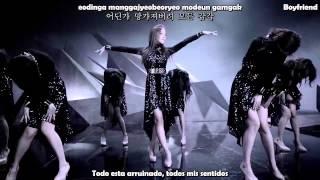 Rainbow Black Swan Sub Español Hangul Romanizacion