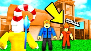 We Found This CRIMINAL.. What He DID NEXT Will SHOCK YOU.. (Roblox)