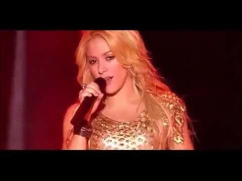 Download Mp3 Te dejo Madrid - Shakira live from Paris terbaru 2020