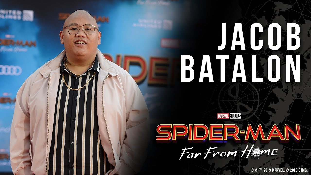 Jacob Batalon Bald