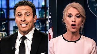 Chris Cuomo HUMILIATES Kellyanne Conway After She Says White House Doesn't Talk About Hillary