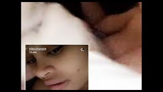 Blac Chyna Flashes B00b When King Cairo Pulls Blanket Off Her Naked Body