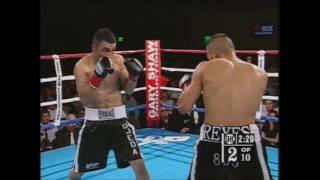 Rolando Reyes vs Jose Ojeda - 22nd April 2004
