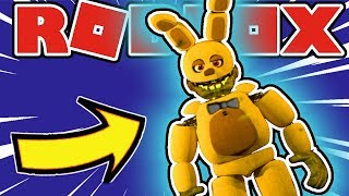 How To Get You Completed The Easter Event Obby Badge in Roblox Endless Nights At Freddy's