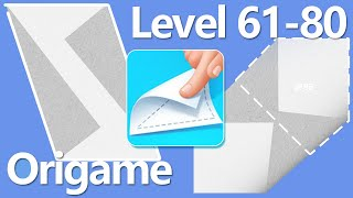 Origame Level 61-80 Walkthrough