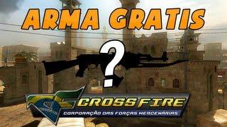Crossfire - COMO GANHAR ARMA GRATIS PERMANENTE !!!
