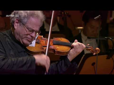 Itzhak Perlman Fiddler on the Roof John Williams Los Angeles Philharmonic, Gustavo Dudamel, 30 09 14
