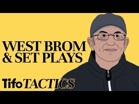 Tactics Explained | West Brom & Set Pieces