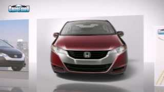 2013 Honda FCX Clarity Review