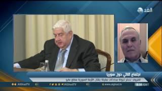 محلل: التفويض الدولي لأمريكا في سوريا «وقفة مع الضمير»