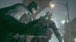 Batman: Arkham Knight - Part 7 (BvS Skin and Racing Rage!)