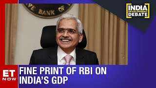 RBI Improves GDP Outlook For Pandemic Year | India Development Debate