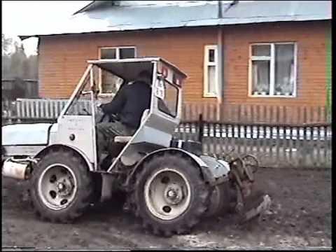 Машины-монстры: Valtra T234 - самый быстрый в мире трактор.