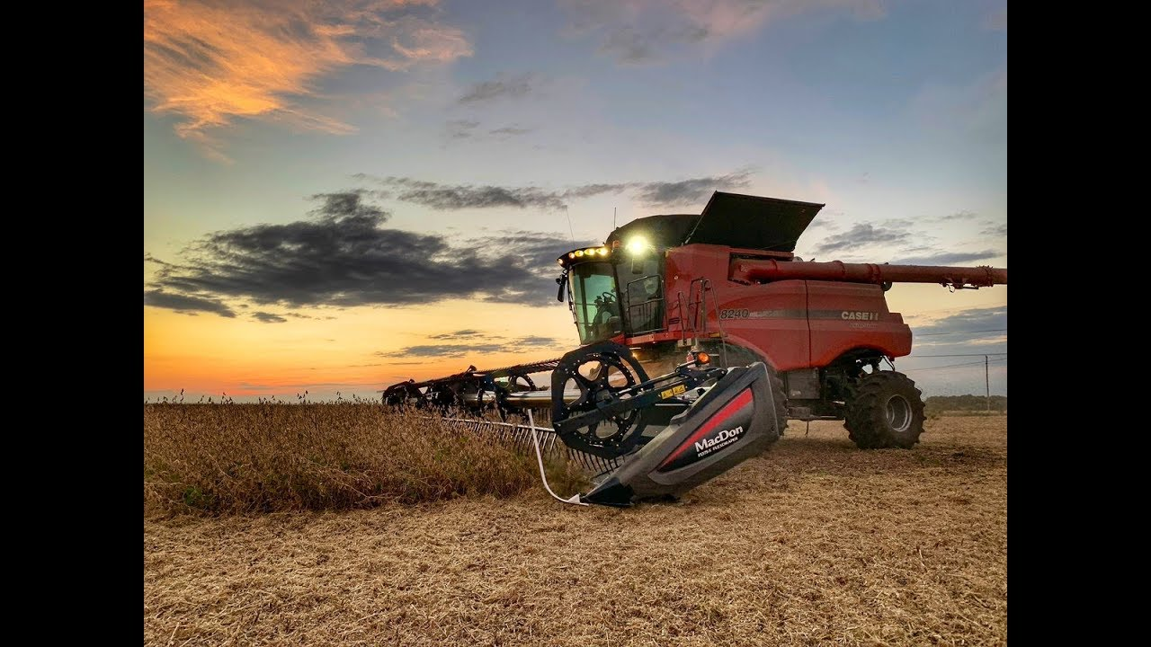 2018 harvest images from around the country youtube