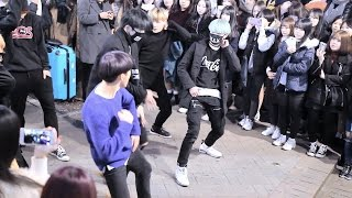 """빅스(VIXX) """"사슬(Chained up)"""" / dob(디오비) / 홍대 댄스 퍼포먼스 Resimi"""