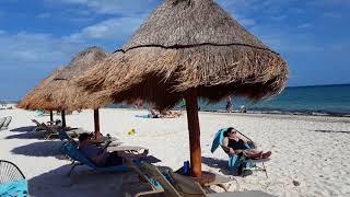 멕시코 캔쿤 / 칸쿤 해변 Cancun Beach, M…