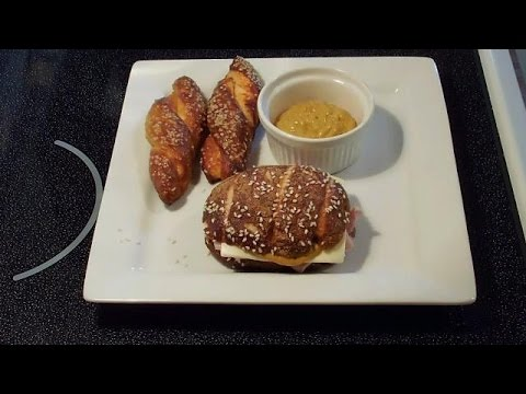 Soft Pretzel Recipes (Soft Pretzel Twists & Buns Pt. 2) - E186