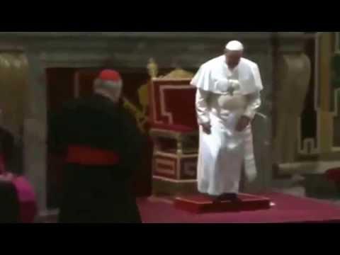 Papa Francesco bestemmia :-)