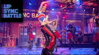 Stephen Merchant on Lip Sync Battle
