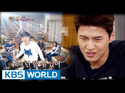 Jae Hee faces the greatest challenge! [Happy Together/2016.07.07]