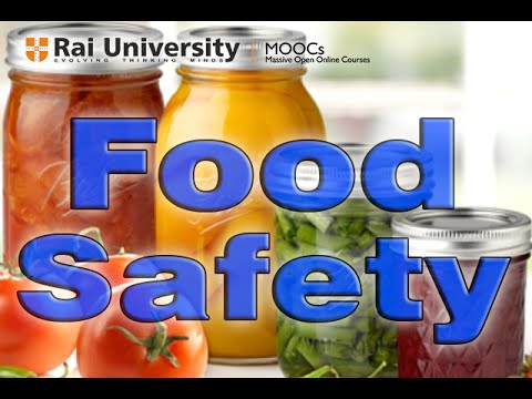 Food Safety – Child Nutrition
