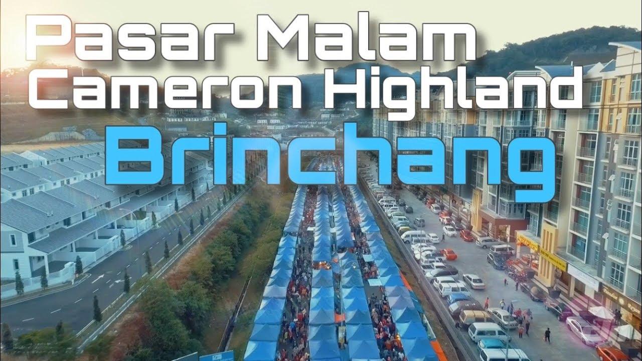 Pasar Malam Cameron Highland Brinchang Cameronhighland Youtube