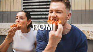 Wir essen uns durch Rom