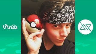 Thomas Sanders Pokemon Pranks With Friends Vine Compilation 2016