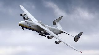 top 10 biggest aircraft ever