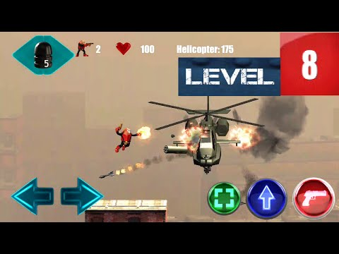 Killer Bean Unleashed Story Mode Level 8 Walkthrough / Playthrough Video.