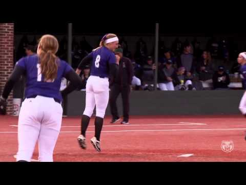 Softball: Kylee Studioso's Perfect Game