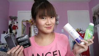 Products I've Used Up (October 2014) Thumbnail