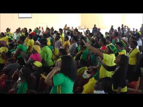 Jamaican Preaching -  Bawl Out Convention 2017 - Rev Mark Stewart