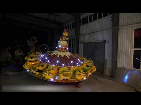 Bumble Bee Kingdom - Video 1 - Amusement Rides